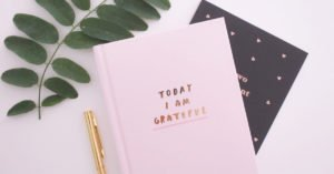 Practicing Gratitude for Weight Loss