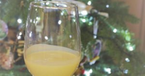 Recipe | Healthy Eggnog Alternative