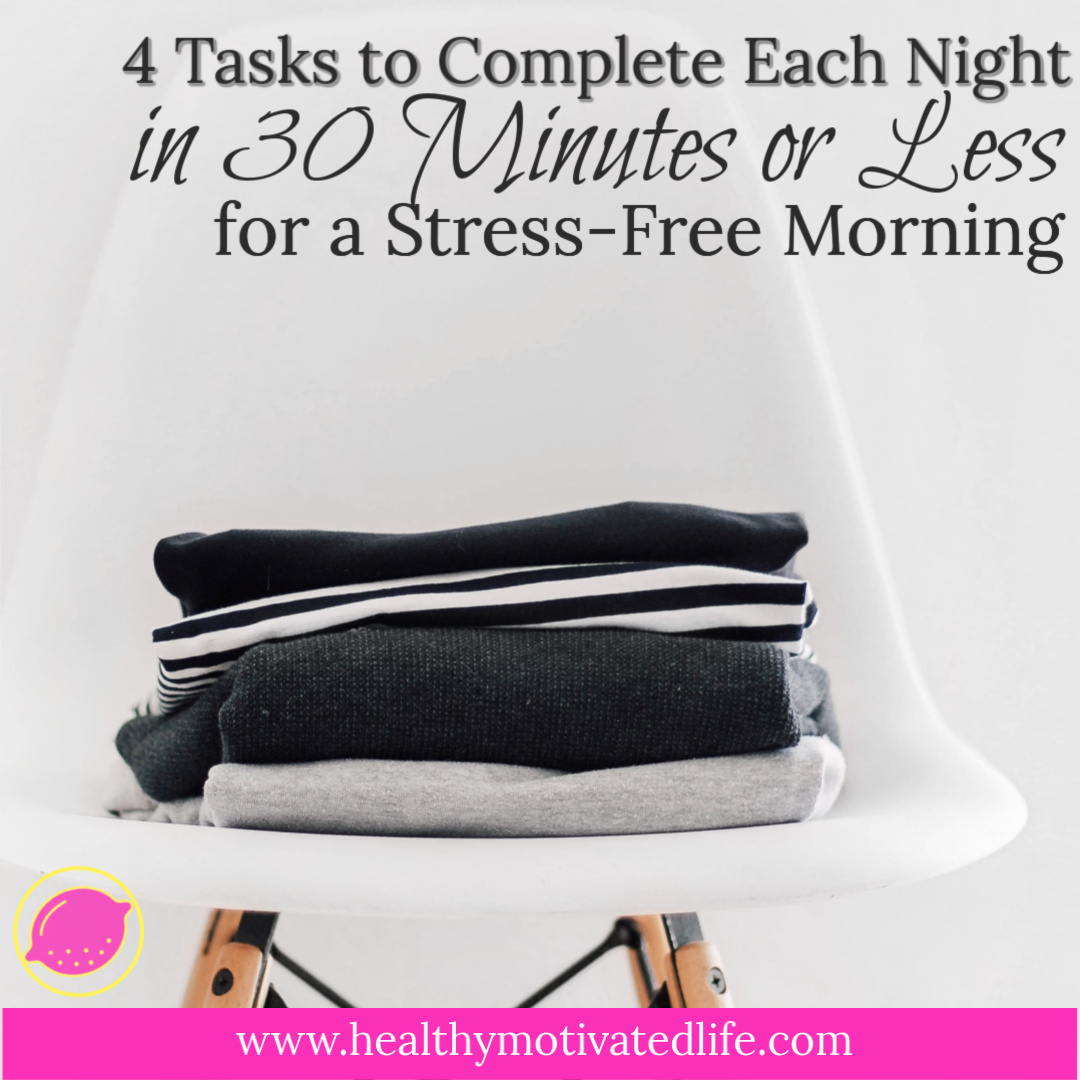 The night time ritual that helps me get a good night's sleep