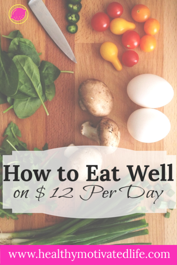 The foundation of health is a well-balanced diet. But how do you eat well when your budget is tight?