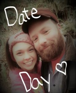 "To support your weight loss goals, have an active ""date day"" with your honey, instead of date night out at a restaurant"