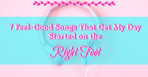A big part of my morning routine is listening to things that inspire me. This playlist gets the job done!