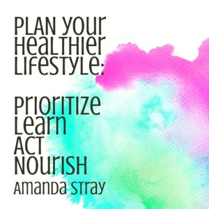 What will the first step of your new PLAN be?!