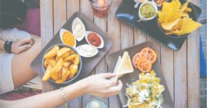 The Best Tip for Sticking to Your Diet at Restaurants
