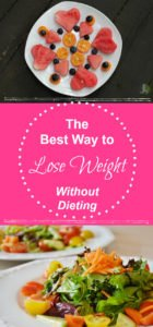 You don't need a fancy diet to lose weight . . . here's how!