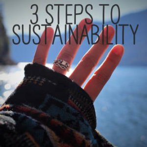 Through my 2-year journey with health, fitness and nutrition, I've found 3 Keys to Sustainability of a Healthier Life