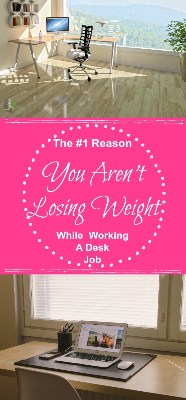 If you've been gaining weight, or just can't seem to lose any, you work at desk job, and dieting doesn't seem to be working, there may be a reason!