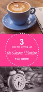 Adding these three habits to my daily routine helped me break my snoozing habit.