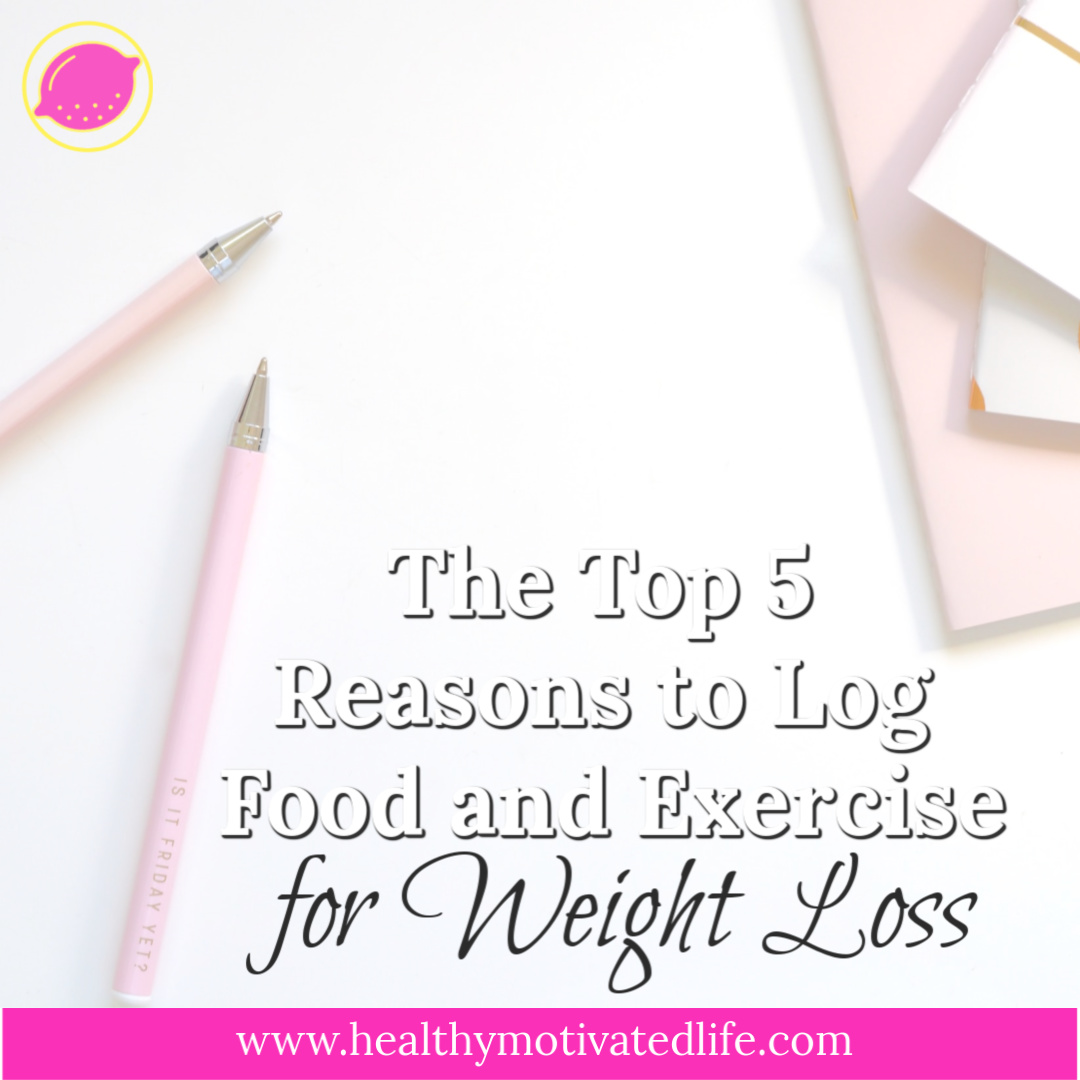 """In today's fast-paced world, it's too easy to mindlessly eat little """"treats"""" here and there without realizing that they are becoming habits. Here are the top 5 benefits to maintaining a food and exercise log."""