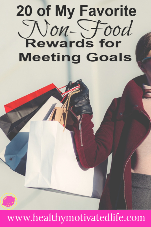 We are all naturally motivated by rewards & incentives. Use this natural motivation to reach your goals faster!