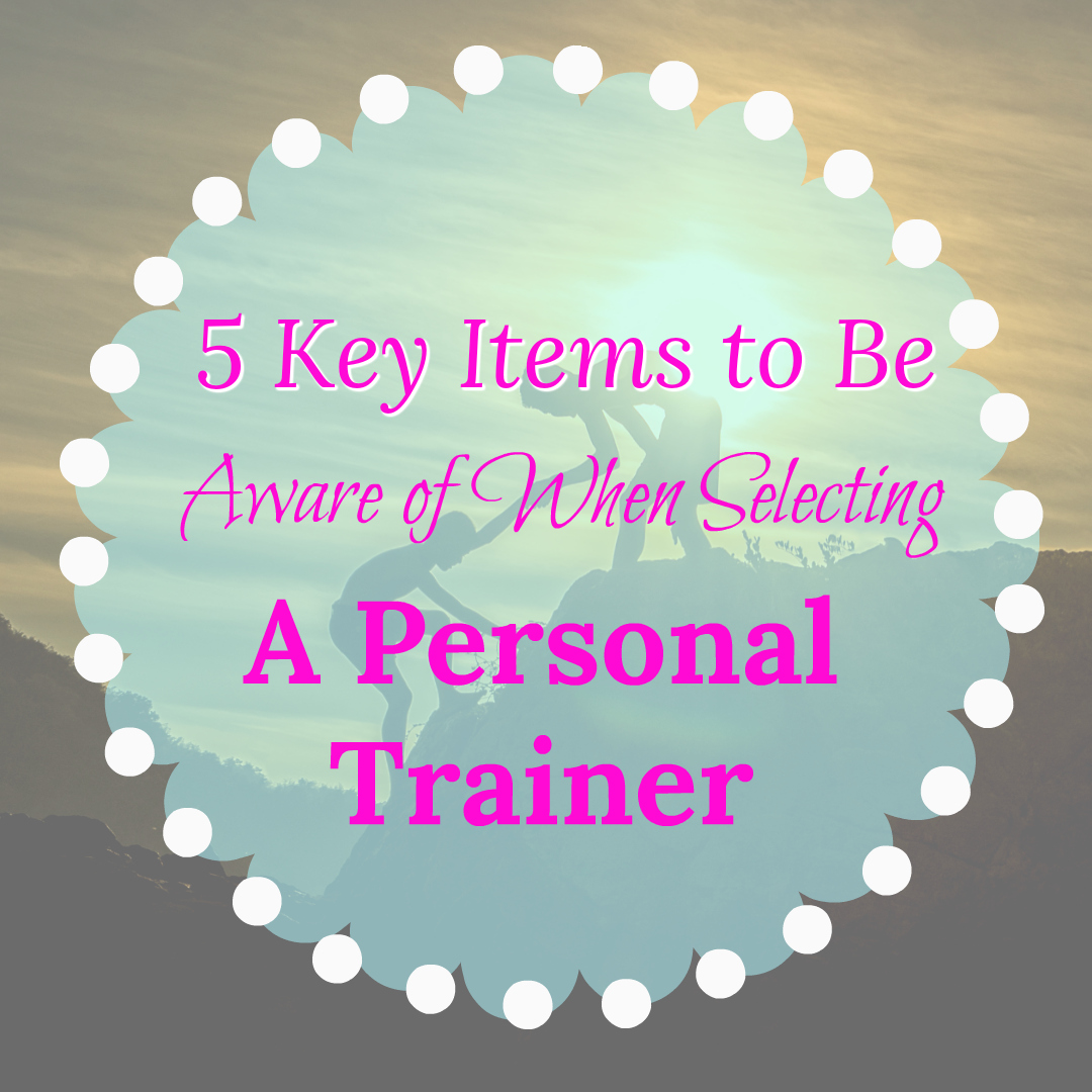 Working with the right personal trainer is key to meeting your health & weight loss goals. But how do you pick the right one?