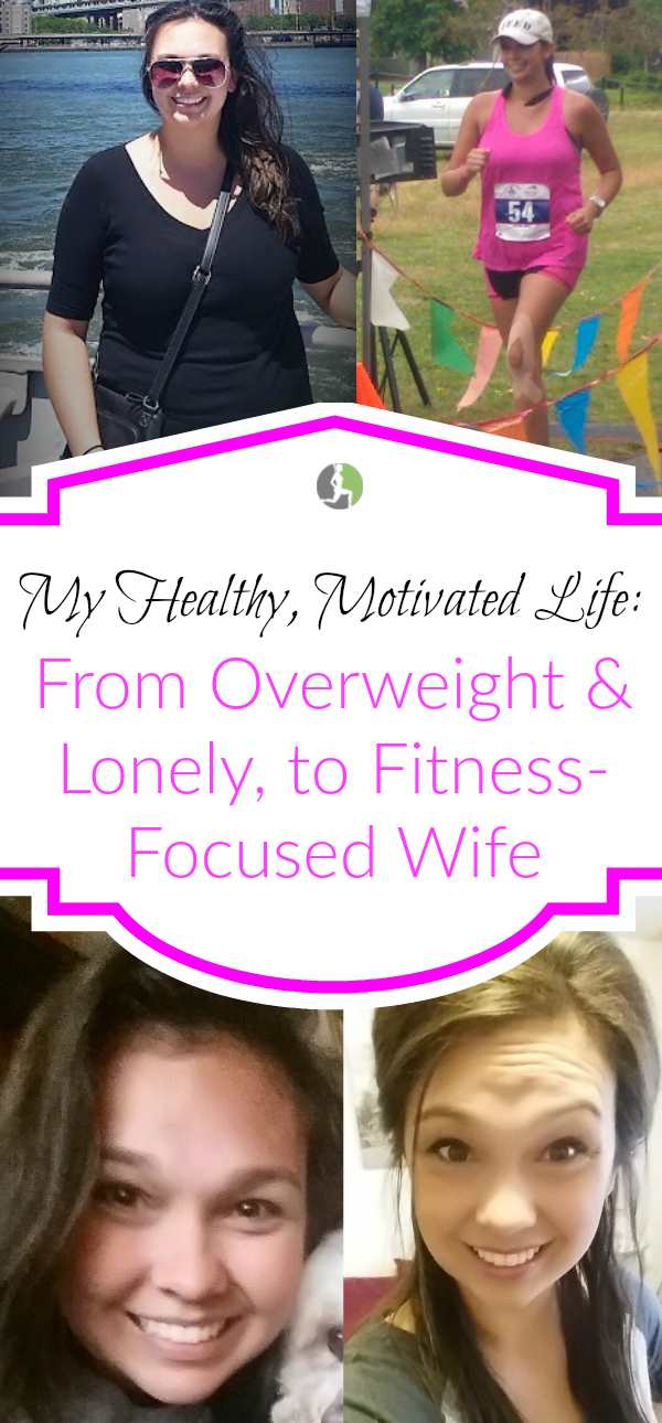 My journey from Overweight & Lonely to Fitness-Focused Wife