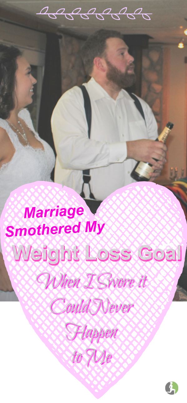 After putting in the work and learning how to maintain my healthy lifestyle, I was so sure it could never happen to me. There was no way I would be the bride who packed on the pounds after the wedding was over. Well, no matter how much we prepare, huge life events have a way of throwing us off course.