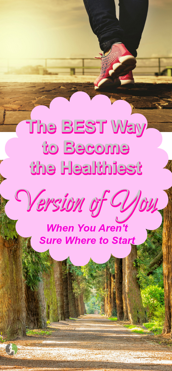If you are ready to take your first step toward a healthier life, but don't know where to start, click here!