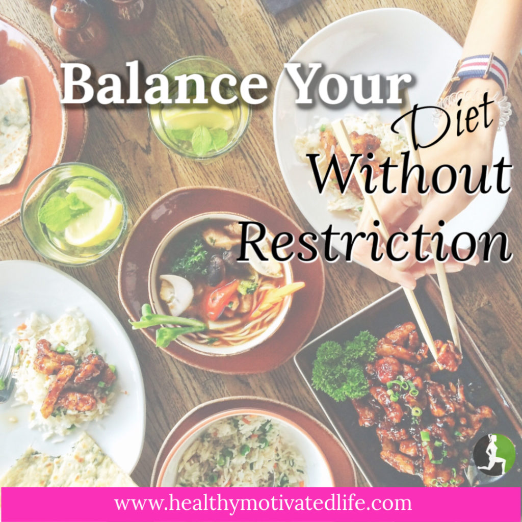 When someone mentions that they are trying to lose weight, the first things that come to mind are counting and restriction. What if we could lead a healthier life in a more positive, lasting way?