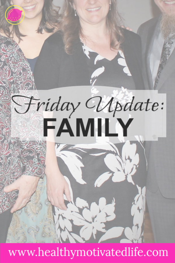 Family is More Important Than Weight Loss | Friday Update 04/13/2018