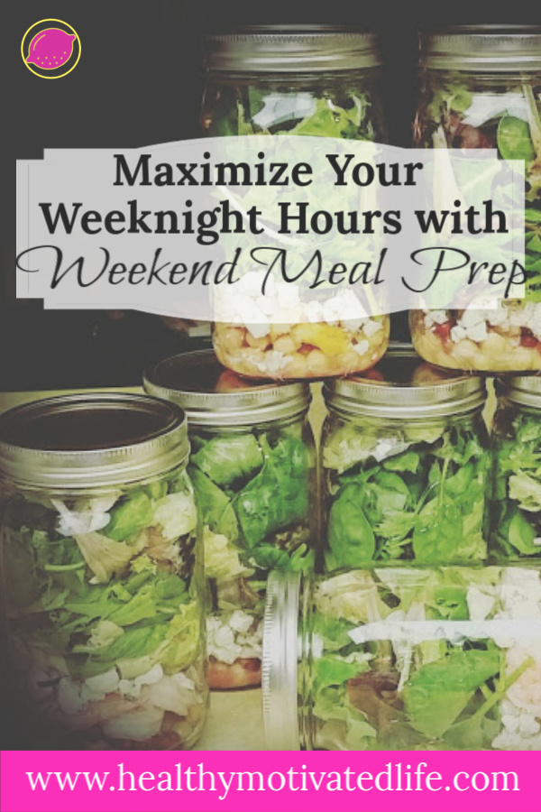 Meal Prep Day doesn't have to be complicated.