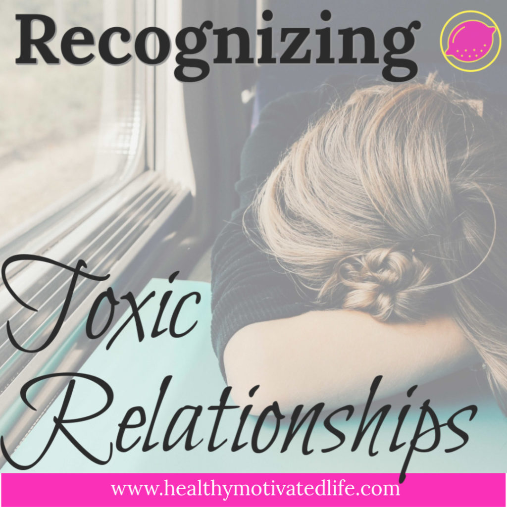 My wellbeing was severely damaged by the toxic relationships in my life before I ever knew they were toxic.
