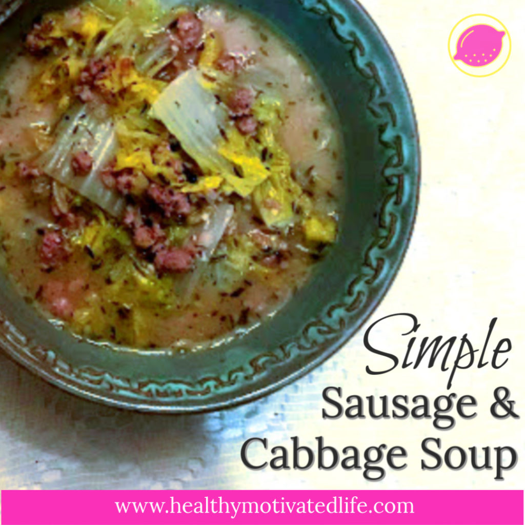 This simple soup is hearty and filling, and basic enough to whip up on a busy night.