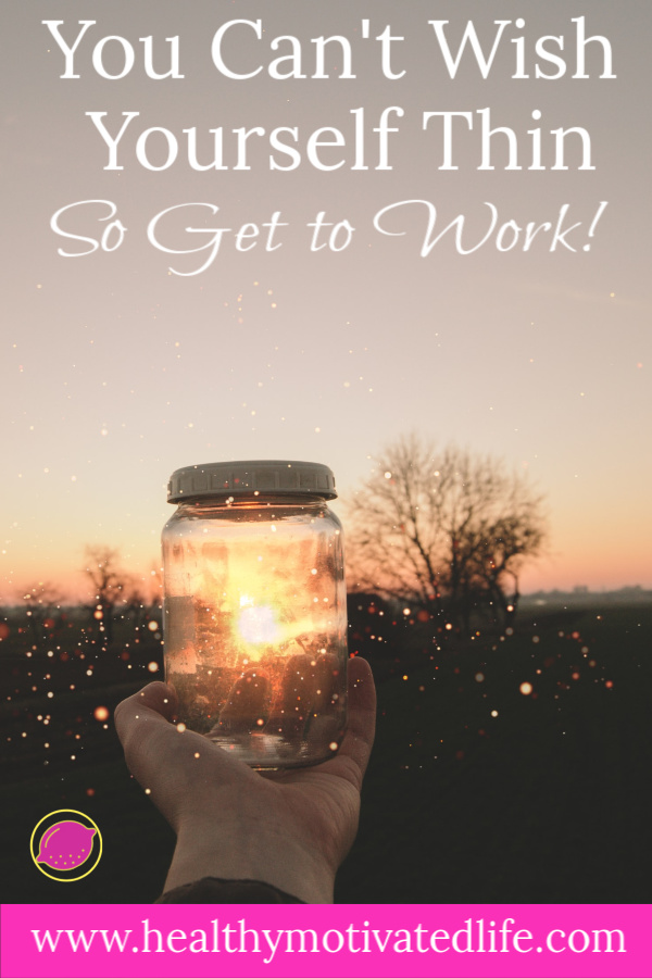 Stop feeling sorry for yourself and get to work!