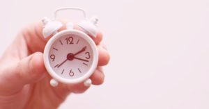 Time Management Strategies to Care for Health Around a Full-Time Job