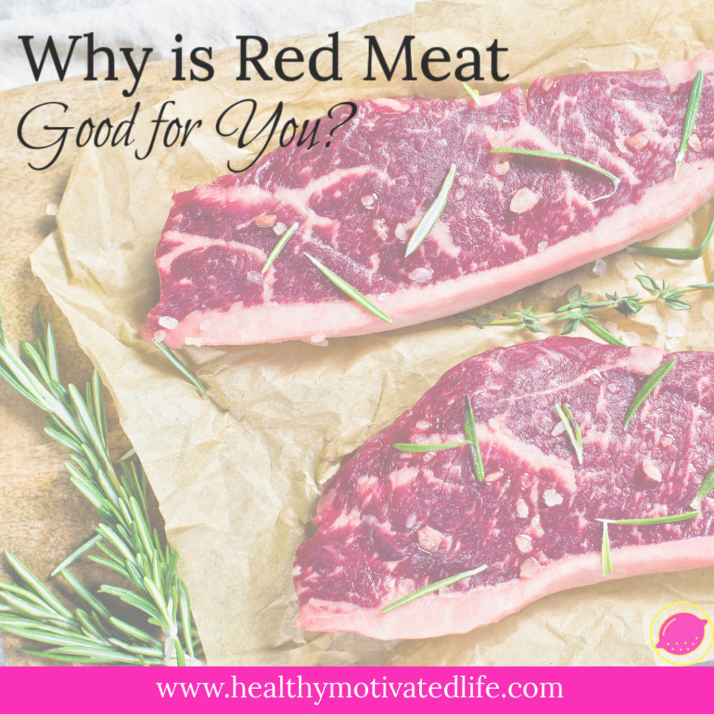 Is Red Meat Good for You? | Why Meat is Healthy to Eat
