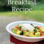 Camping Breakfast Recipe | No Eggs | Sweet Potato Bowls