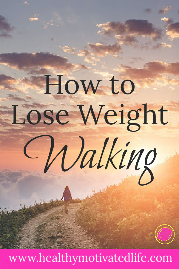 Lose Weight Walking   Minimal Exercise Required for Results