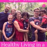 Healthy Living as a Family | Healthy Mom and Dad