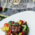Healthy Breakfasts Made Simple   Easy Recipe Ideas