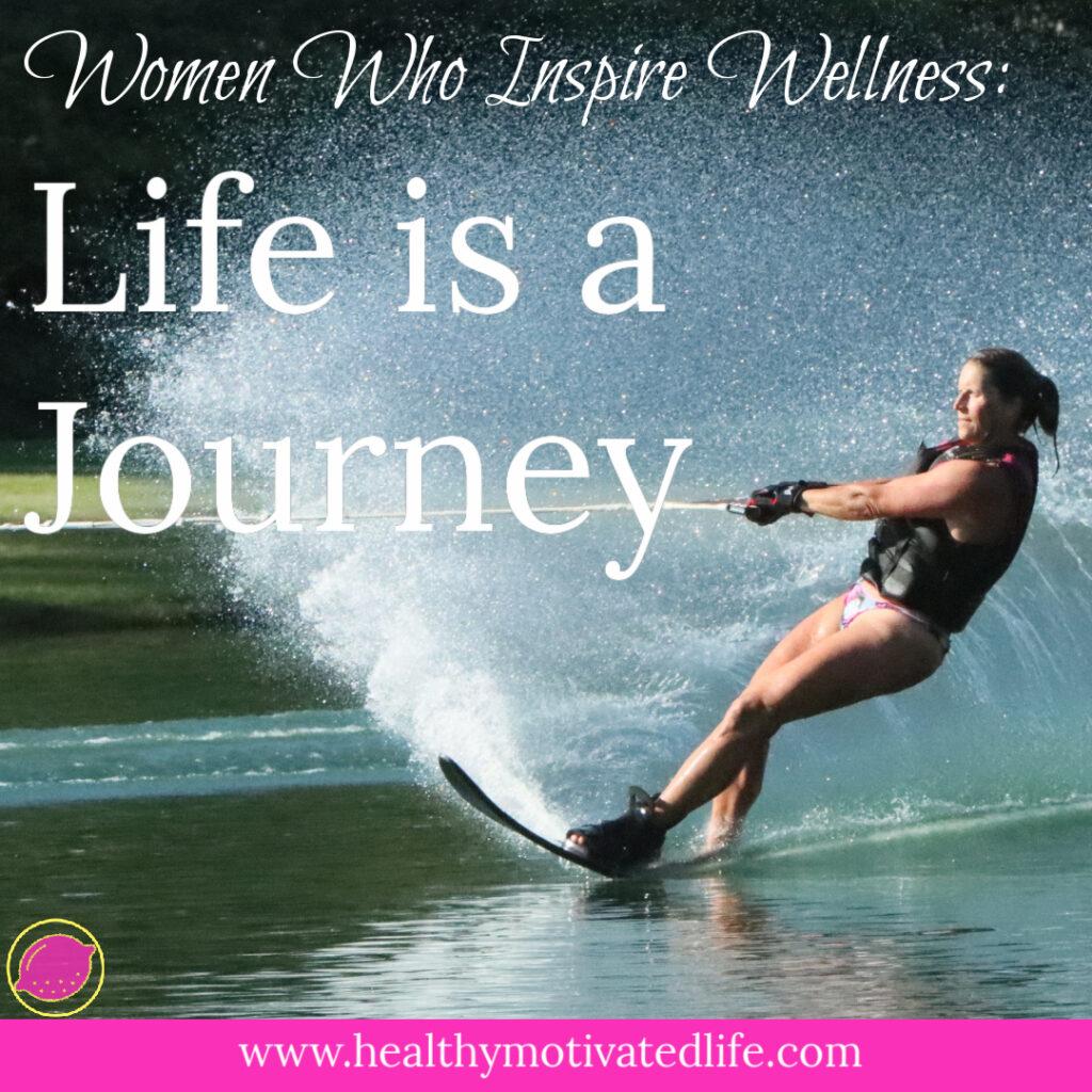 Inspiration for Woman's Wellness Journey | Motivation